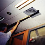 Ceiling Cleaning Burlington, Oakville, Mississauga, Hamilton, Niagara.
